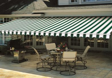 Awnings Restractable Manual and Electric